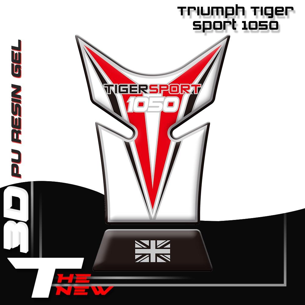 Motorrad 3D Aufkleber Aufkleber Emblem Schutz Tank Pad Cas Kappe Für Triumph Tiger Sport 1050 2013 - 2015
