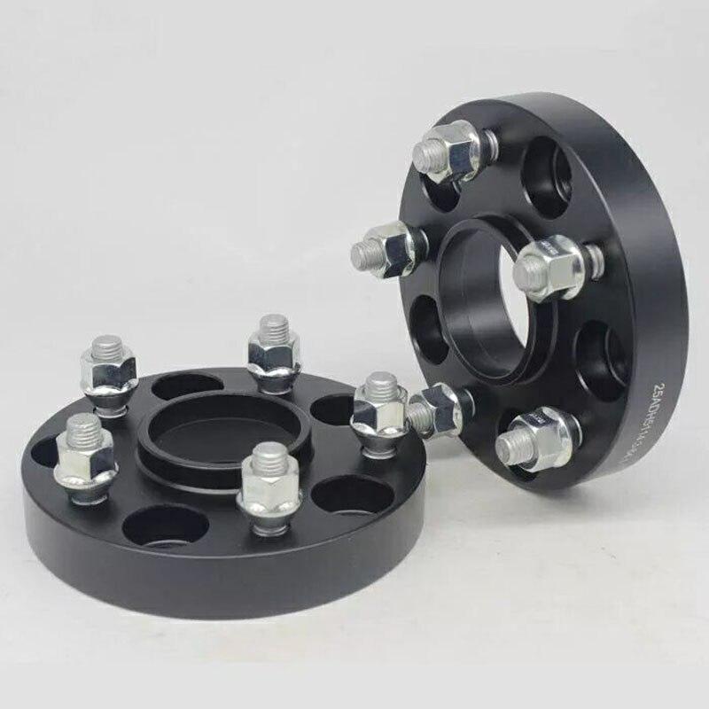 Espaciadores de rueda de aluminio 5x114,3 Hubcentric 67,1, adaptador espaciador de rueda para Mazda3 Axela Atenza CX-4, accesorios para coche, Separadore