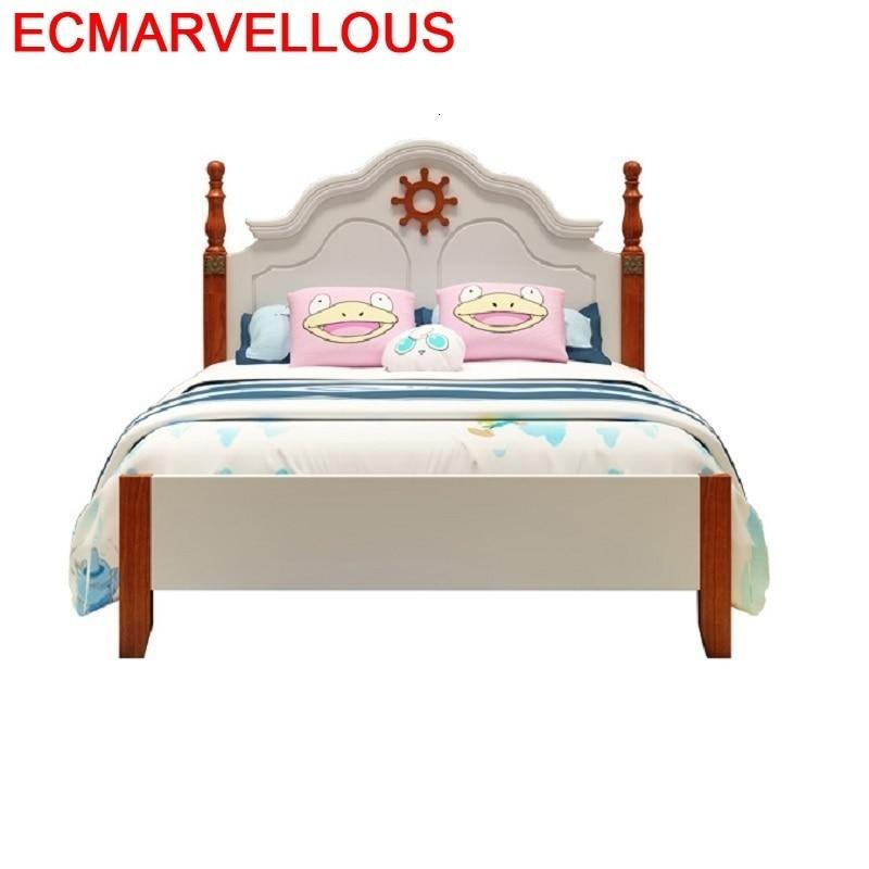 Kinderbedden Bois Cama Litera Madera Infantiles Baby Crib Lit Enfant Wooden Muebles De Dormitorio Bedroom Furniture Kids Bed