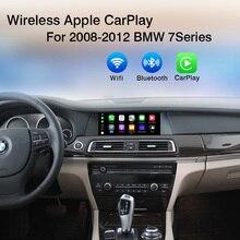 Wireless Apple Carplay with Bluetooth NBT 7 Series F01/F02/F03 For BMW Car Play Support Latest IOSi3 Reversing Camera Module