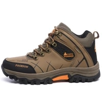 yt 8518new mens large size outdoor hiking shoes wear resistant non slip outdoor leisure sports shoes