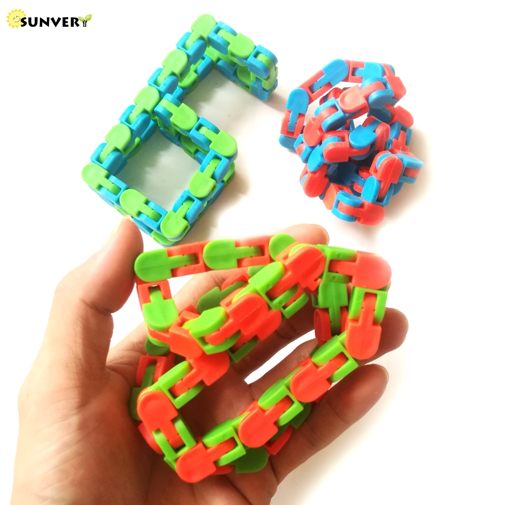 25PCS fidget toys package Squishy Antistress set pack mystery box figet toys sensory kit squishies For adults Popit globbles toy enlarge