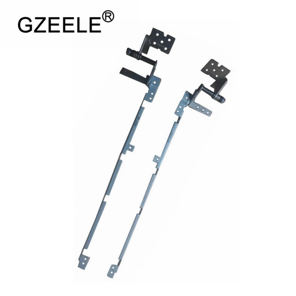Accesorios para portátiles GZEELE, nuevo Kit de bisagras para Lcd de portátil para HP 14-AF 14-AN 14-AM 240G5 245G5 246G5 240 245 246 G5