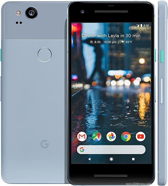 Google Pixel 2 smartphone 4GB RAM 128GB ROM Android Smartphone Snapdragon 835 enlarge