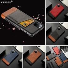 Für iPhone 12 Mini 11 12 Pro Max Fall Luxus Leder Brieftasche Fall Für Xiaomi 9T 10 Redmi 9A 9C K20 K30 Ultra Hinweis 9s 9 8 Pro Capa