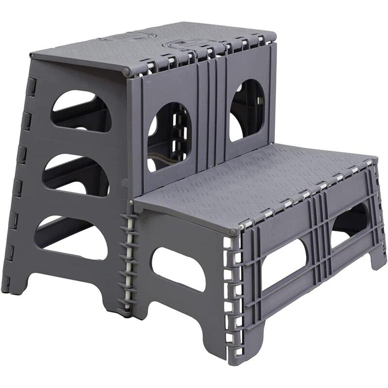 Складные/Портативные ступени для собак, для больших, средних и маленьких собак, уличные лестницы для домашних питомцев, идеально подходят д...