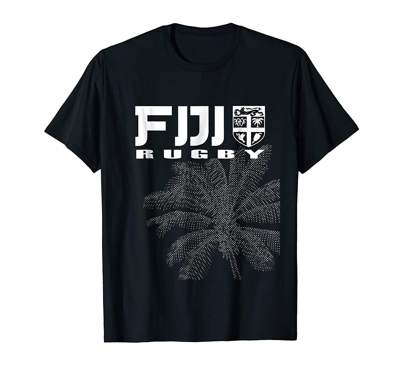 Fidschi Rugby T-shirt Fidschianisch Rugby Fan Shirt