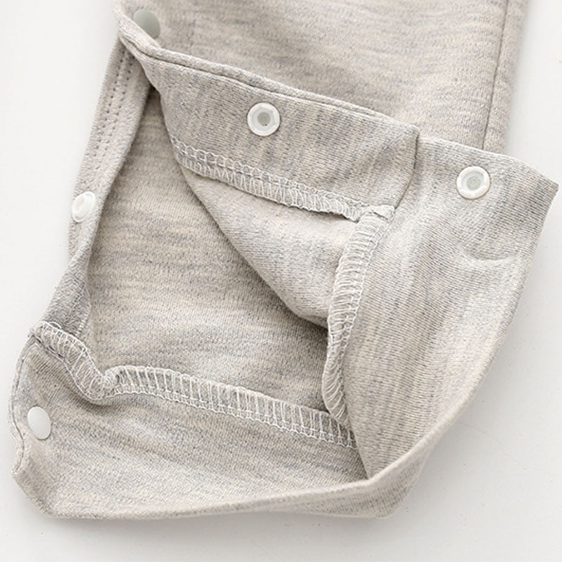 Купить с кэшбэком Newborn Leotard Baby Clothes Cotton Body Baby Short Sleeve Long Sleeve Underwear Baby Boys Girls Clothing Baby Clothing