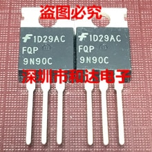 10Pcs FQP9N90C Te-220