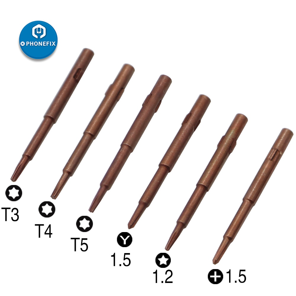 Sada šroubováků 12 v 1, sada na opravu mobilní obrazovky, - Ruční nářadí - Fotografie 3