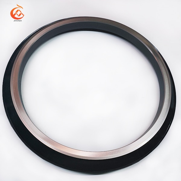DF type Factory wholesale Duo cone seal with NBR o ring 270*248*42mm seal group enlarge