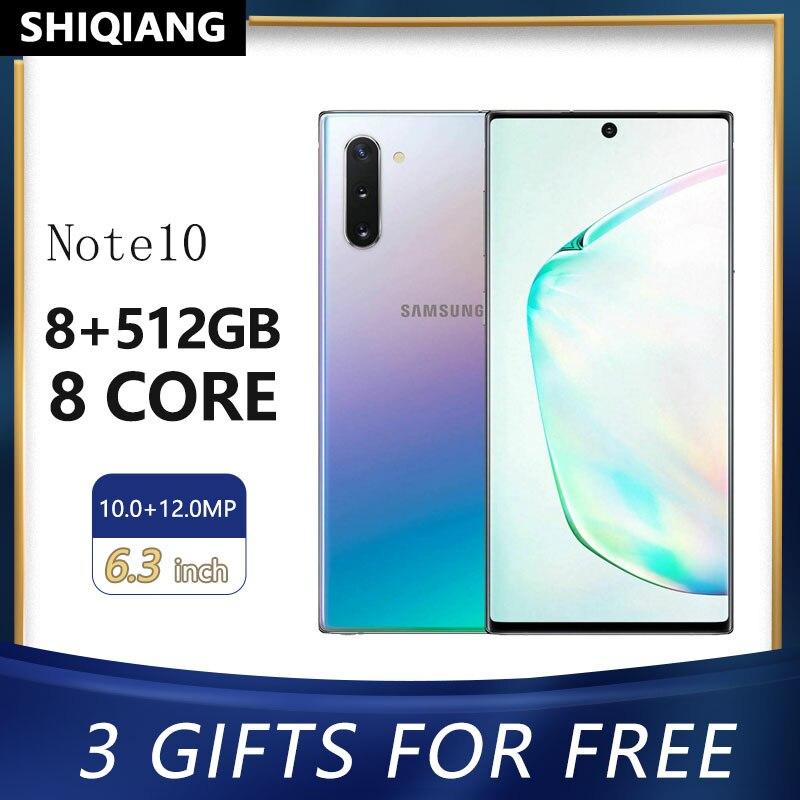 used-original-samsung-galaxy-note10-unlock-android-9-0-smartphone-12gb-ram-512gb-rom-6-3-inch-octa-core-nfc-mobile-phone-3500mah