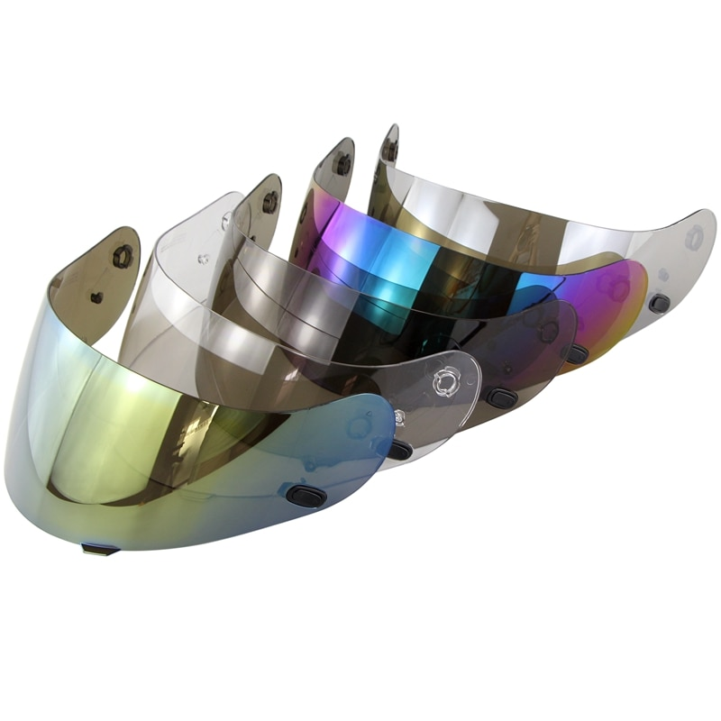 Motorcycle Visor Shield Helmet Visor Motorcycle Helmet Accessories for HJC CL16 CL17 CLST CLSP CSR1 CSR2 CS15 TR1 FG15 HS11 FS15