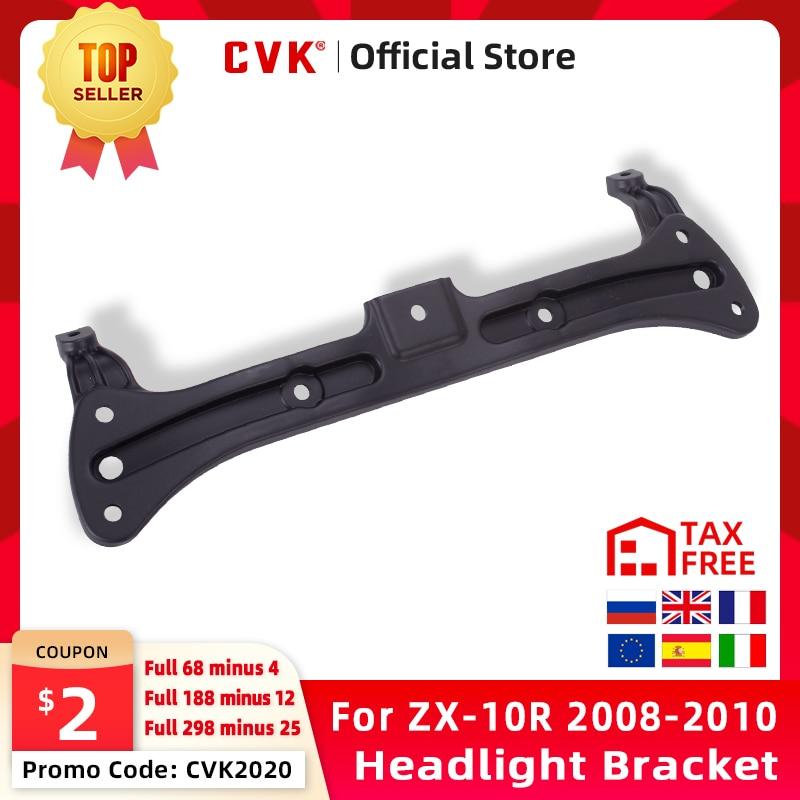 CVK soporte para faro de motocicleta carenado para KAWASAKI Ninja ZX10R ZX-10R ZX 10R 2008 2009 2010 08 09 10 piezas