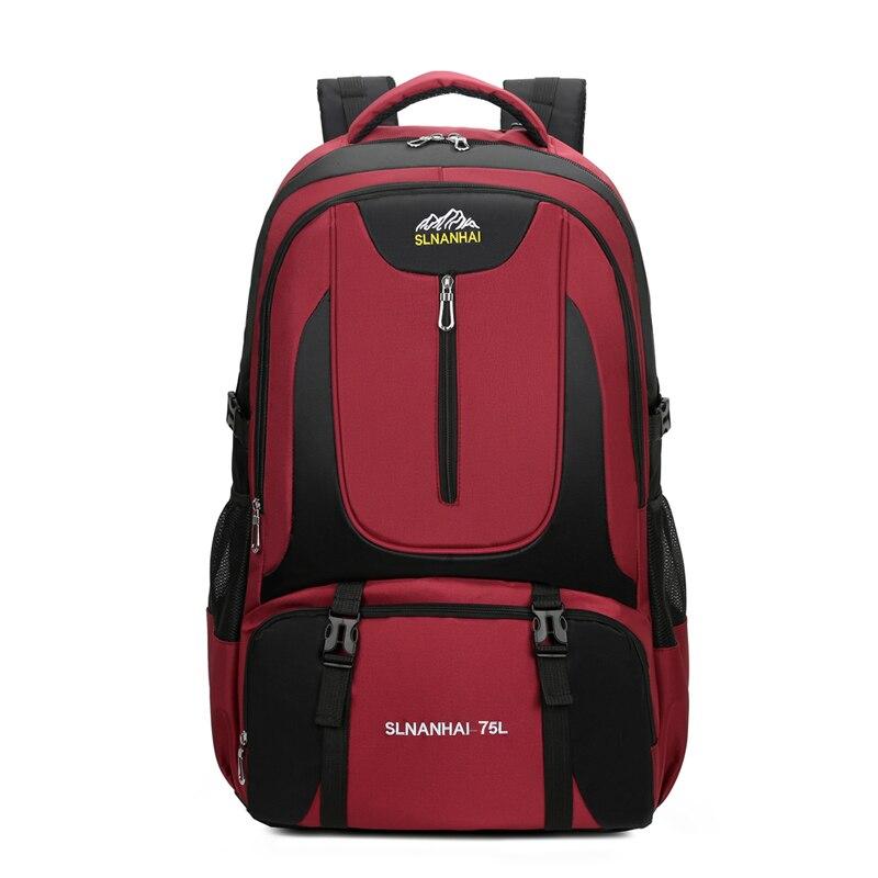 2021 حقيبة السفر مقاوم للماء الرجال والنساء تسلق الجبال على ظهره حقيبة ظهر للرحلات في الهواء الطلق حقيبة رياضية على ظهره الموضة