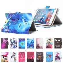 "Universelle Abdeckung für HuaWei MediaPad WaterPlay T1 T3 T5 M5 M3 Lite Ehre Pad 5 8,0 ""/Media Pad m6 M5 8,4 ""Tablet Fall 3 Geschenke"