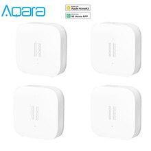 Xiaomi Aqara Smart Vibration Sensor Zigbee Motion Shock Sensor Detection Alarm Monitor Built-in Gyro For Home Safety Mi Home App
