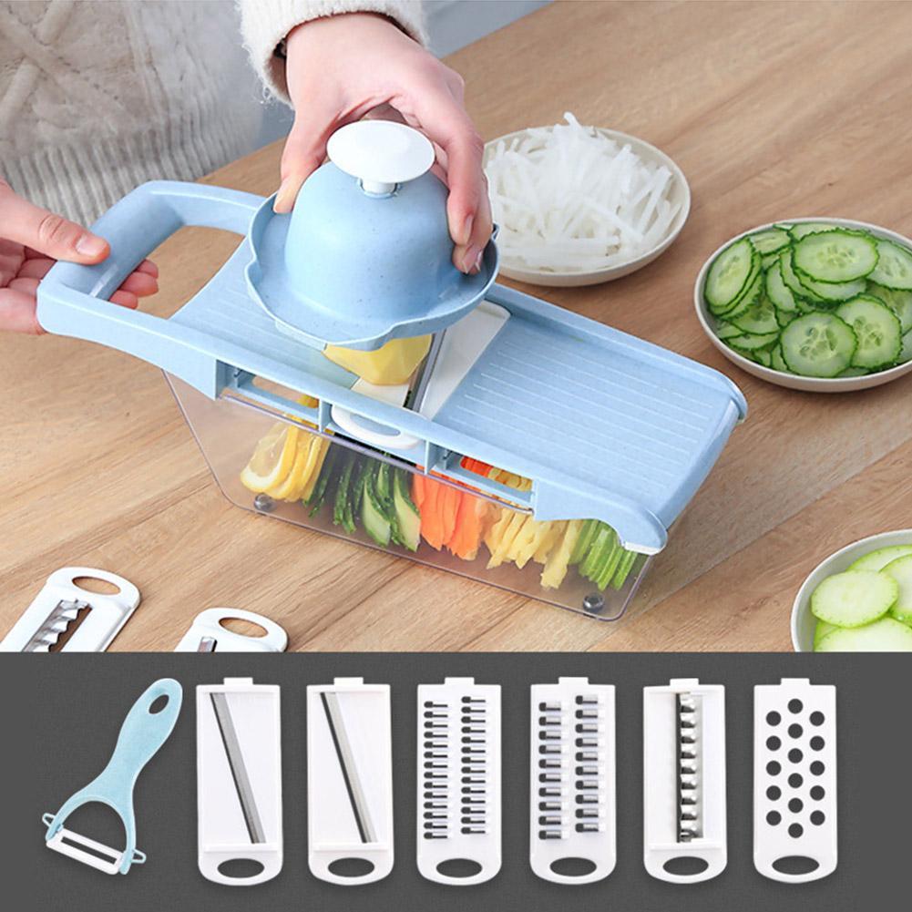 Durable Vegetable Potato Scraper Peeler Cutter Planer Slicer Grater Holder Kitchen Tool Kitchen Accessories