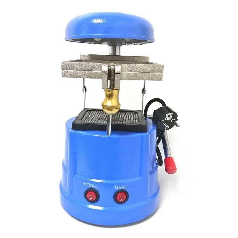 Máquina de moldeo al vacío Dental, ex equipo de laboratorio de calor 110 V/220 V 1000 W, envío rápido