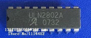 10PCS ULN2802A ULN2802 ULN2802A ULN2802A DIP-18 Originais