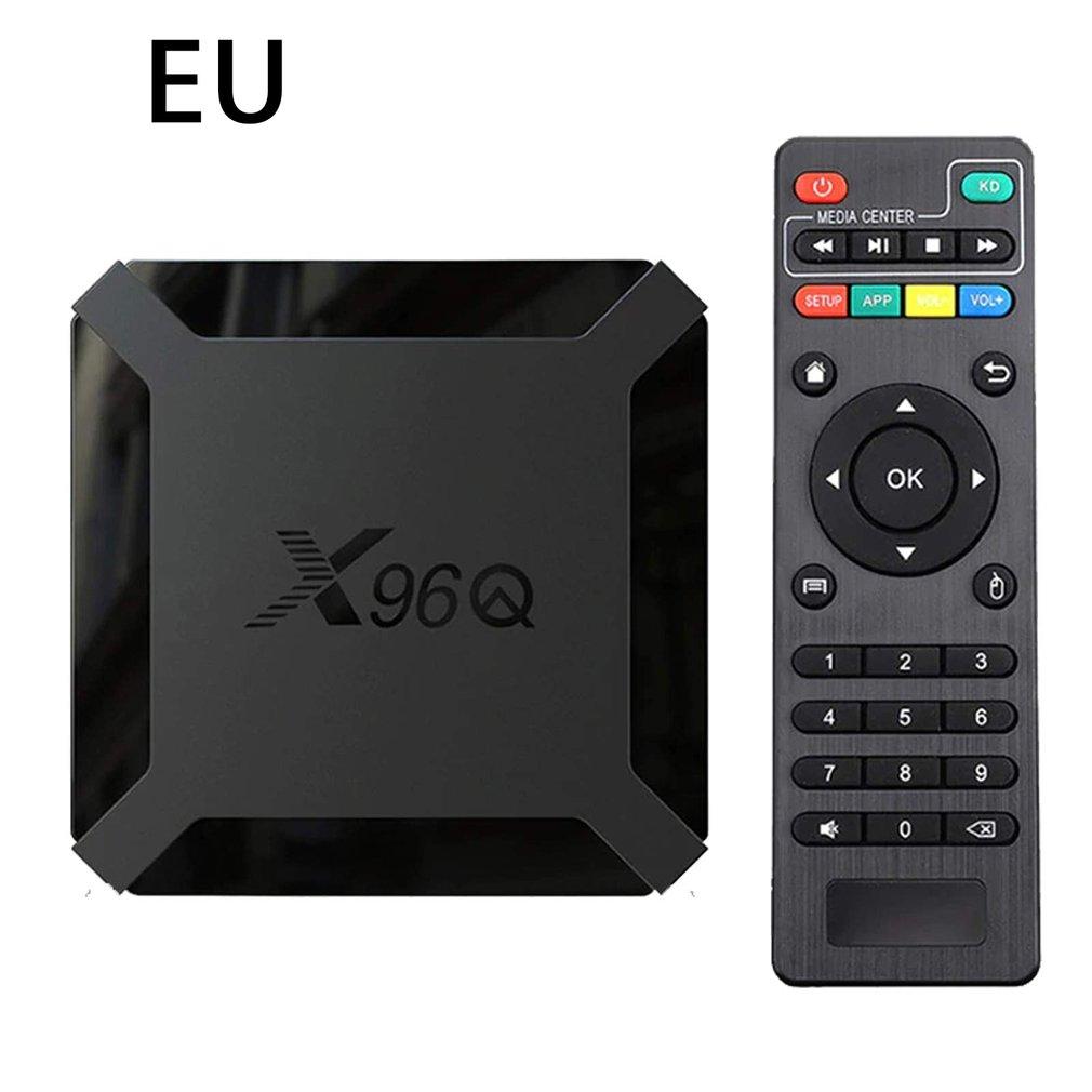صندوق تلفزيون ذكي 4K ، Android ، صندوق تلفزيون ذكي ، مشغل وسائط رقمي ، 4K