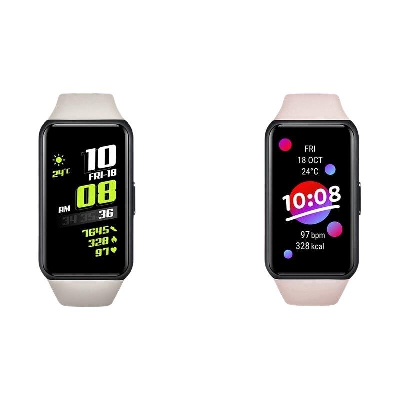 Get HONOR Watch ES Smart 1.64″ AMOLED Screen SpO2 Heart Rate Monitor Sleep Stress Tracker 10-day Standby Waterproof Sports Bracelet