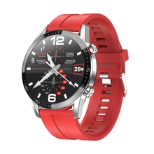 Montre intelligente ECG PPG moniteur de fréquence cardiaque hommes femmes Smartwatch IP68 étanche Fitness Tracker sport Bluetooth appel PK DT98 DT78