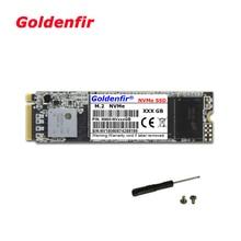 Goldenfir M.2 SSD PCIe 128 GB 256 GB 512 GB Disco Duro SSD M.2 NVMe pcie 120GB 240GB 480GB SSD discoMSI ordinateur portable/Thinkpad P50