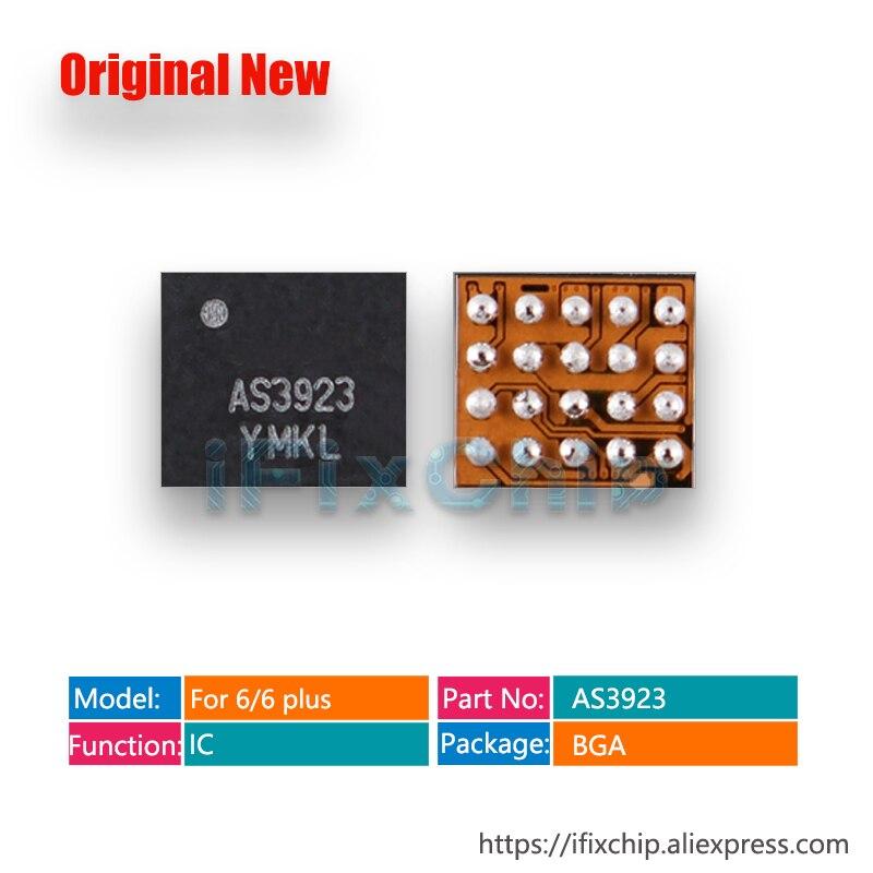 Chip IC de pantalla LCD de 5 unids/lote AS3923 U5302_RF 20 pines para iPhone 6/6 Plus