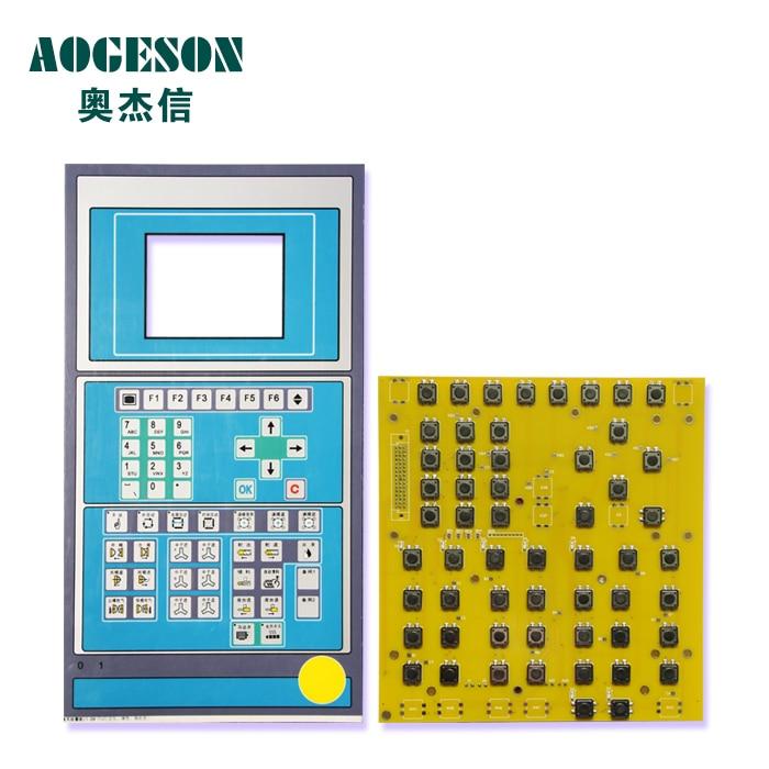 Zhenxiong حقن صب آلة الملحقات Ai-11 لوحة المفاتيح Ai11-PAN-A1 لوحة دوائر كهربائية مفتاح الكمبيوتر