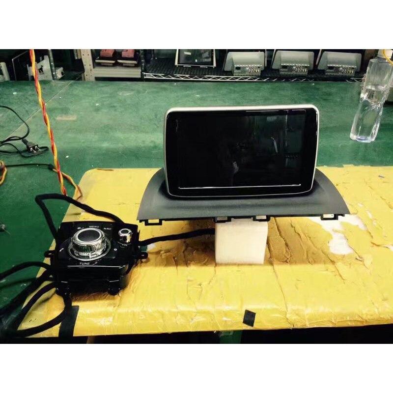 Chogath new Android 8.0  Car GPS  9 inch Navigation for Mazda3 Axela Car Stereo for mazda 3 2014-2016