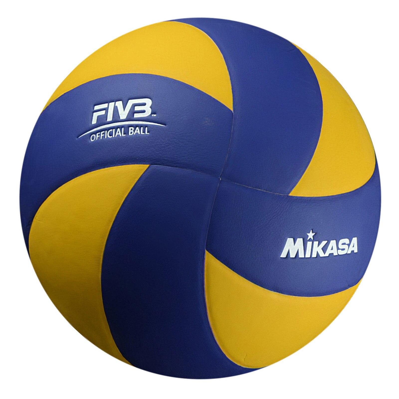 Оригинальный Волейбольный мяч Mikasa MVA380K5 из ПУ Супер жесткого волокна фирменный тренировочный мяч FIVB официальный волейбол