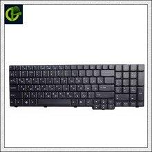 Clavier russe pour Fujitsu Lifebook série NH570 RU clavier dordinateur portable noir