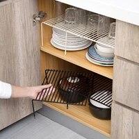 Cuisine reglable evier espace rangement pots a epices porte-bouteille plat etendoir fer salle de bain etagere douche Caddy organisateur