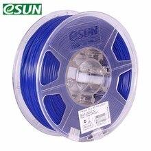 PETG ABS TPU ESUN 3D Imprimante Filament esun filament 1.75mm 1KG 340M/pour 3D Imprimante/RU
