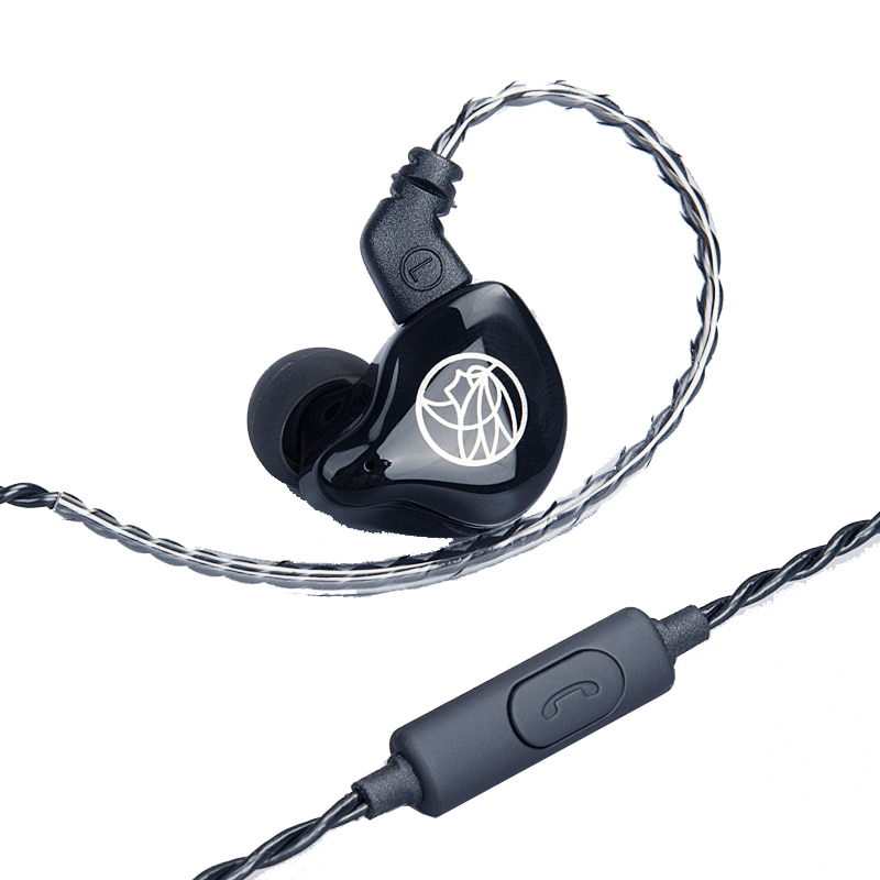 TFZ T1SM Dynamic Wired Headphones Super Bass HIFI Music Noise Canceling Earphones Monitors Hands Free Earbuds With Mic enlarge
