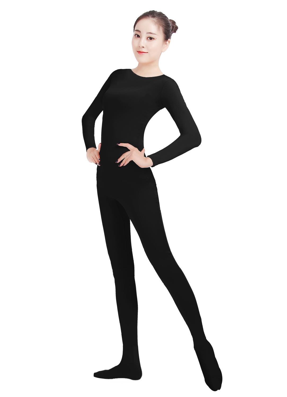 Ensnovo traje de Cosplay mono completo Zentai de una pieza de LICRA para mujer