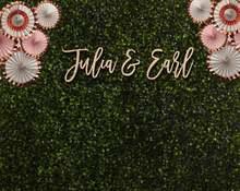 Özel Çiftler Isim Işareti, Kişiselleştirilmiş Adı Işaretleri, Özel Zemin Düğün Işareti, Photobooth Duvar Işareti, düğün Zemin, Ahşap Si