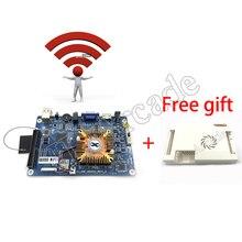 Pandora 3D KING 2020 plus récent Wifi 3D 4018 rétro jeux darcade carte PCB 168 * jeux 3D + 3850 * 2D jeux HDMI VGA sortie carte mère