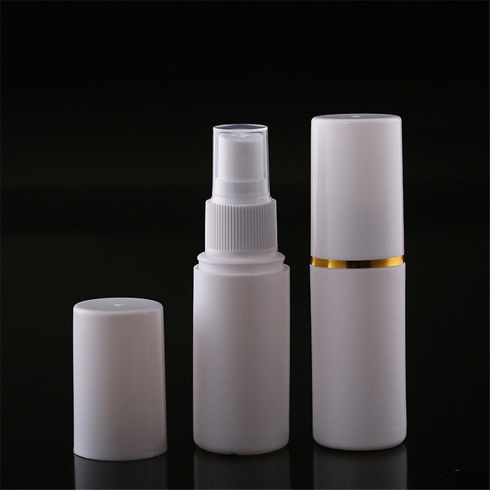 1 pçs portátil vazio garrafas de bomba mal ventilada mini portátil vácuo cosméticos loção tratamento viagem garrafa para o viajante nova chegada