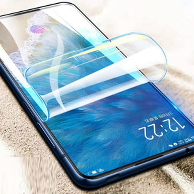 Protective for Vivo Z5X 2020 Anti Scratch Hydrogel Film for Vivo Z1 Z1I Z3 Z3I Front Film Not Glass