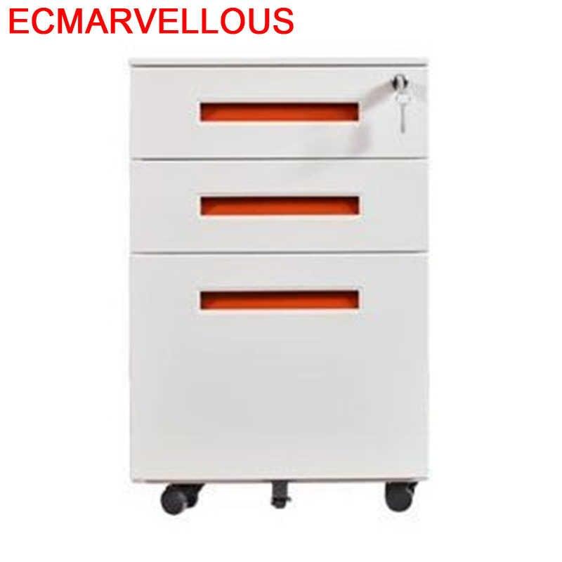 Классические металлические шкафы для хранения документов