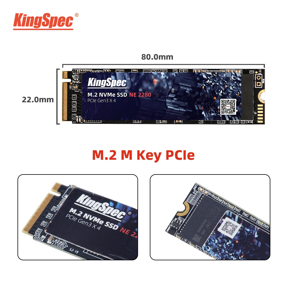 كينجسبيك M.2 2280 SATA NGFF & NVMe PCIe SSD 1 تيرا بايت 2 تيرا بايت 512 جيجابايت 128 جيجابايت 256 جيجابايت ssd m2 ngff m.2 NVMe sdd داخلي للكمبيوتر المحمول حاسوب شخصي مكتبي