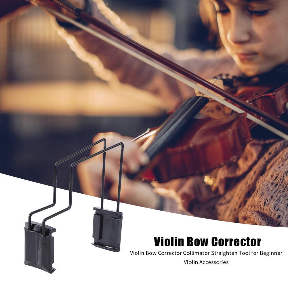 Горячая Распродажа, корректор для скрипки, деликатный дизайн, аксессуары для струнных музыкальных инструментов, железный корректор для скр...