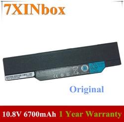 7 FMVNBP190 XINbox 10.8V 6700mAh Original Bateria Do Portátil Para Fujitsu FPB0239 FPCBP281 FPB0240 CP494696-01 FPCBP219 FMVNBP178