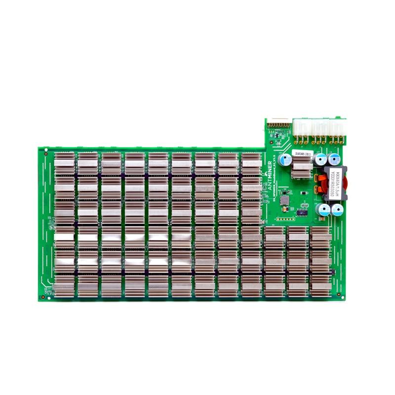 Apexto العلامة التجارية الجديدة S9 13.5t hashboard ل antminer S9 s9j S9i BTC جهاز تعدين بيتكوين