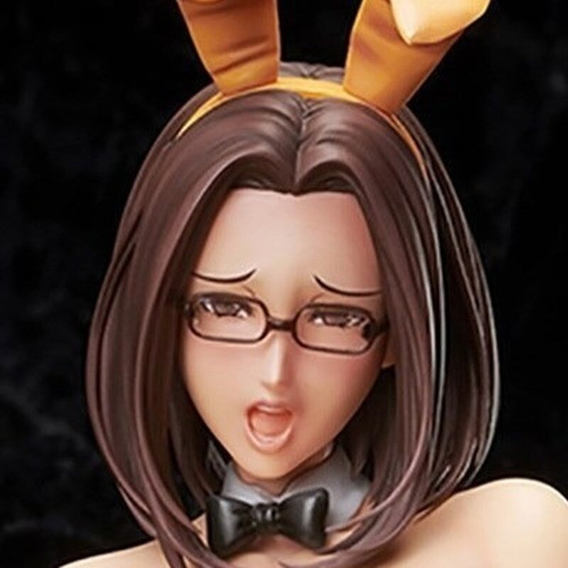 42cm Native nonvirgin soft chica conejito sexy Anime acción figura PVC nuevas figuras de juguete de coleccionismo