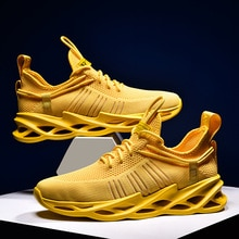 Women Sneakers Men Sports Running Shoes Fashion Male Couple Jogging Causal Shoes Mesh Fashion Flats
