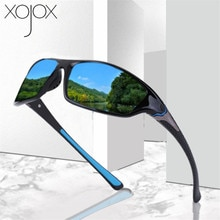 XojoX Luxury Polarised Driving Sunglasses Men Women Vintage Driving Travel Fishing Classic Sun Glass