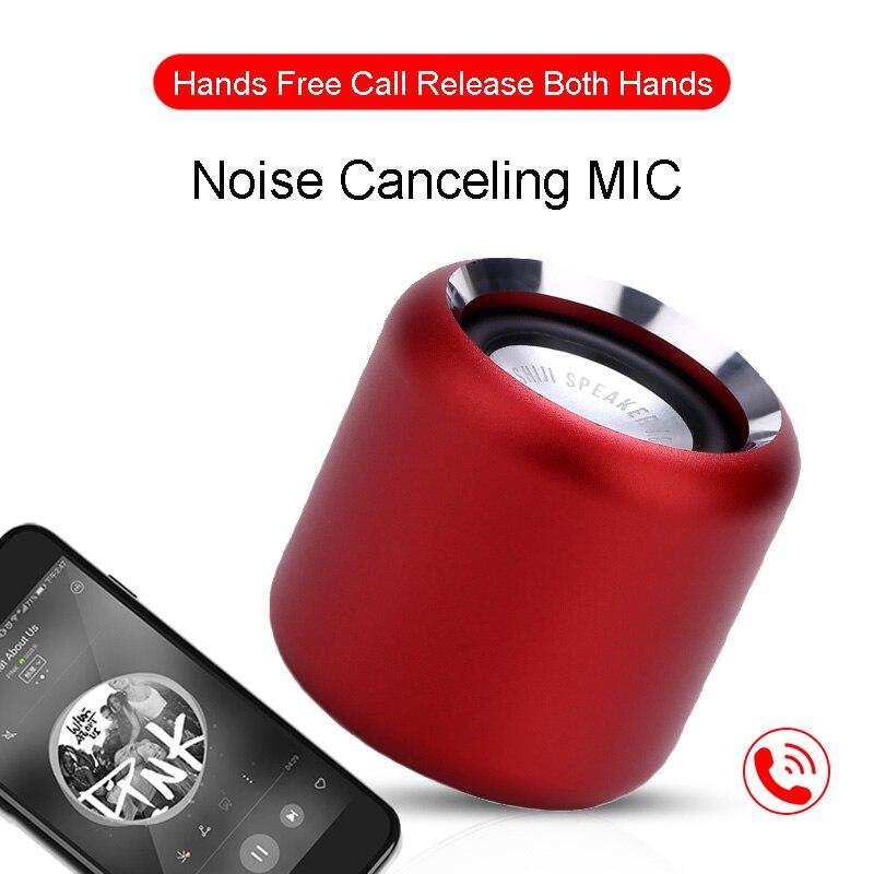 Minialtavoz portátil Bluetooth, Subwoofer, Boombox, reproductor mp3, caja De música, TWS